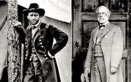 Robert E. Lee and Ulysses S. Grant