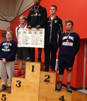 Tyeler Collins 2nd Place