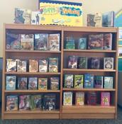 Alden Library Birthday Books
