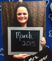 Mrs. March ~ Mrs. Clepper