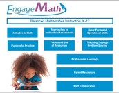 EngageMath micro-site