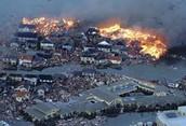 Terremoto y Tsunami