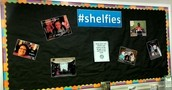Send in your Shelfies!