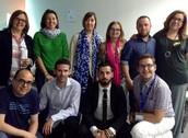 Los embajadores eTwinning R. Murcia