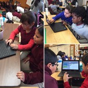 Hour of Code continues....
