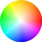 Colors are a direct representation of moods and emotions.