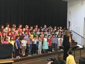 2nd Grade Performance!