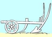 Mouldboard Iron Plow