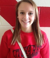 Jackie Dziurgot, Jr., Girls Varsity Gymnastics