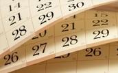 2015-16 Tech2Teach Dates