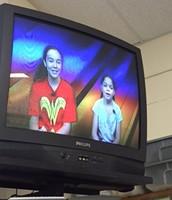 Kay and Olivia as anchors on KPAW