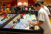 First Lego League International