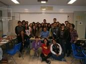 I have met good teachers and peers.  :)