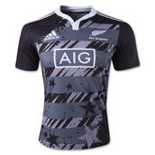 NZ ALL BLACK BATS HERITAGE RUGBY JERSEY
