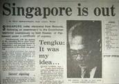 Singapore independence