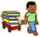 Library Books are Due Each Wednesday