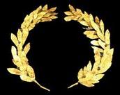 Olive leaf crown