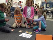 sorting seed packets in abc order