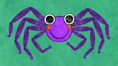 Laqueefa the Itsy Bitsy Spider