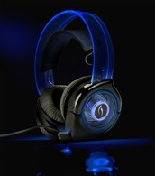 The new design for glow up Headphones