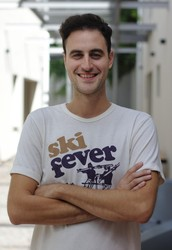 Meet our Camp Director - Andy from Buenos Aires