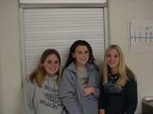Holly, Samantha & Tara