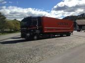 Luxtax, uw verhuis- en transportspecialist sinds 1922!