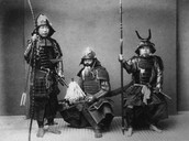 What is a Samurai? And what is their relationship with the Daimyos?