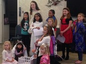 Nativity Cast