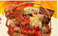Beautiful gift baskets