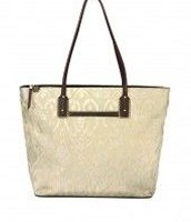 Metallic Ikat Bag $98