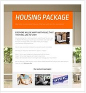Housing package @ 350€