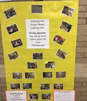 PBL Wall Kindergarten