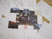 Mrs. Levine's Postcards