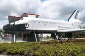Houston Texas space shuttle