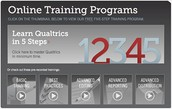 Qualtrics Training Programs