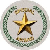 "Introducing our NEW ""UB Special"" Award!"