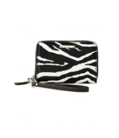 Chelsea Tech Wallet Zebra