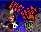 Dekalb County Public Library Vacation Reading Program: Every Hero Has a Story!