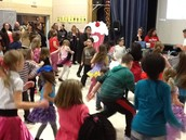 Sock Hop and Go Gold Event