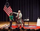 An Original American-Benjamin Franklin