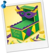 2nd Annual Krewe of Kindergarten Mardi Gras Parade