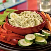 Love Your Lima Beans Dip