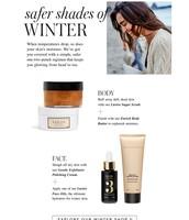 Winter Skin Survival
