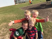 Kingston and his Friends