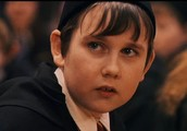 Neville LongBottom  First  year student at Hogwarts