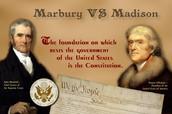 Marbury v Madison (1803)