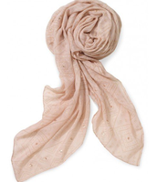 Westwood Scarf- Gold Blush