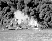 During Pearl Harbor