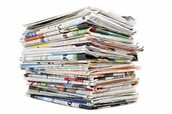 Grade 1 Newspaper Collection